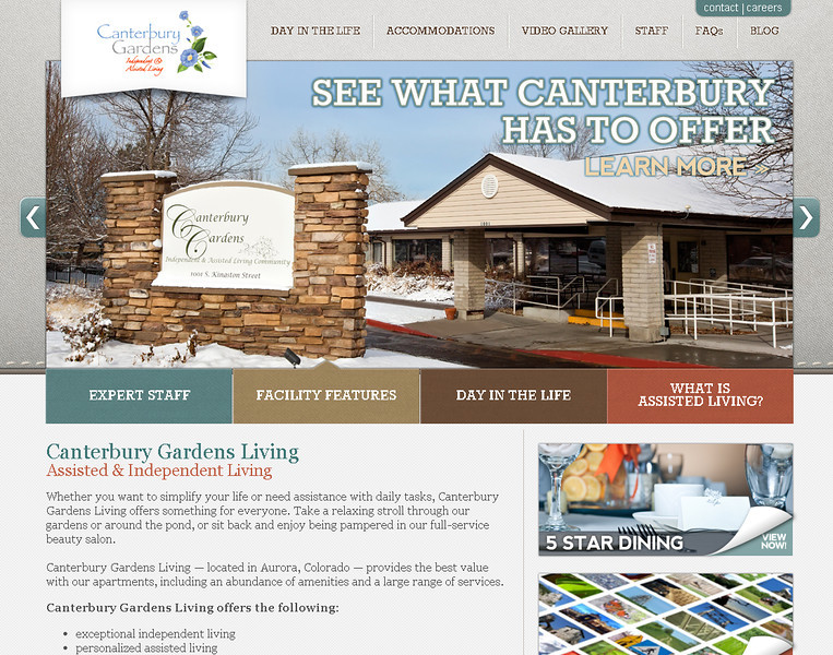 Canterbury Gardens Assisted and Independent Living