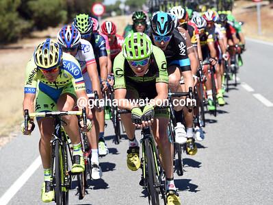 Vuelta a España stage 19: Medina del Campo > Avila, 186kms