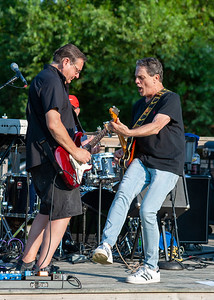 The Melaena Band Sponsored by Mohegan Sun At the Baltic River park