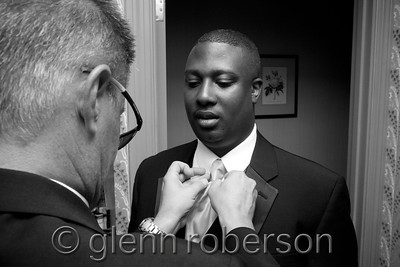 Groom Preparations and Pre-Ceremony