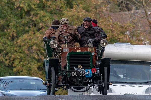 London to Brighton Vintage Car Run 2018