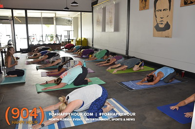 Yoga @ Hyperion Brewery - 8.27.17