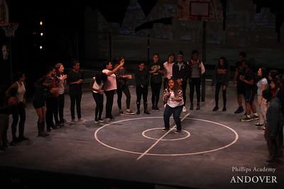 Black Gods of the Asphalt Rehearsals