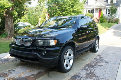 2003 BMW X5 4.6iS For Sale