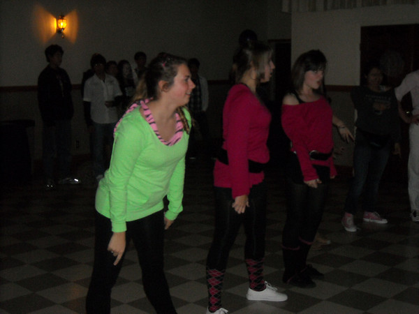 Whitney's 16th Birthday Dance Party!