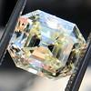 4.71ct Antique Asscher Cut Diamond GIA WX VS2 23