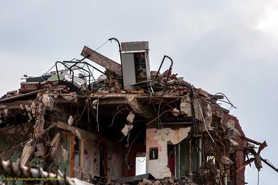 DC - General Hospital Demolition