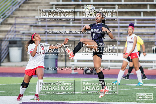 RVHS Varsity Ladies Soccer vs Westwood