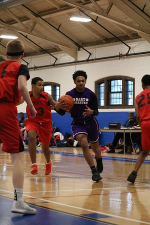 BART Charter Basketball vs. PVCICS in RVAL tournament - 021319