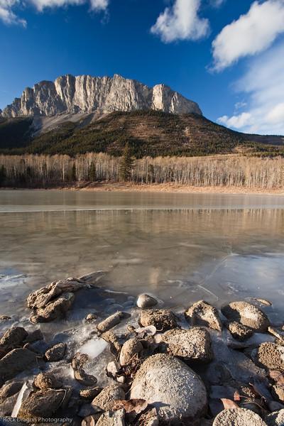 Mount Yamnuska, Bow Valley, Alberta