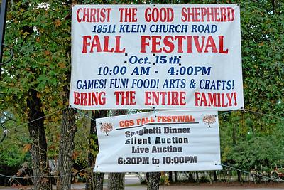 CGS FALL FESTIVAL 10-15-16