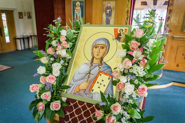 Feast of St. Nina