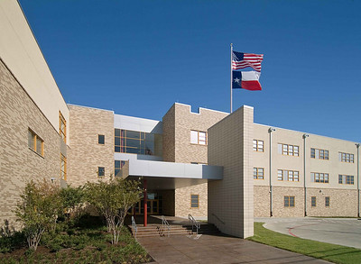 Loew-Tasby Schools, DISD.  Client:  BRW Architects, Dallas. TASA/TASB Award 2009.
