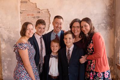CLAPPER FAMILY