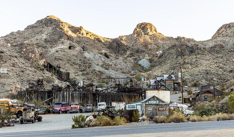 Nelson Nevada Ghost Town El Dorado Canyon Techatticup Mine  August 20, 2019  01_.jpg