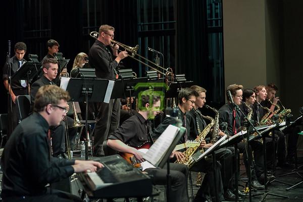 Jazz Band Concert, Nov. 17, 2016