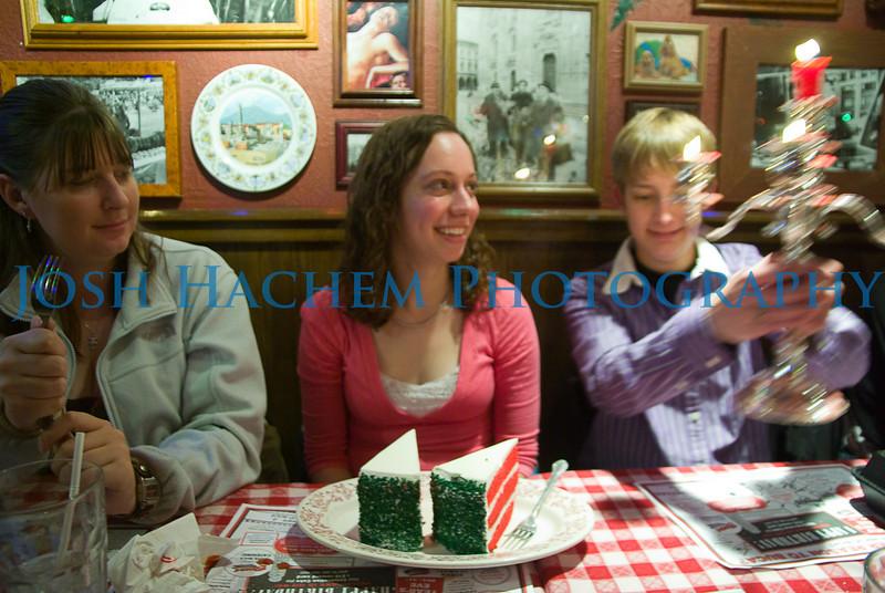 February 13, 2009  C's Birthday Dinner 088