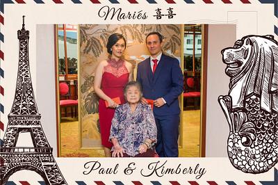 Paul & Kimberly