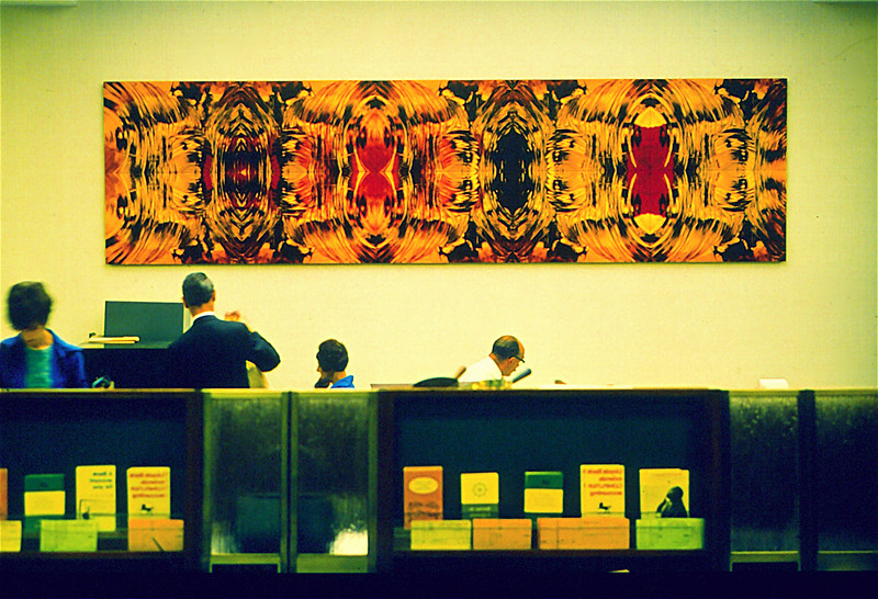 1110 Mural in 10 pieces for Lloyds Bank croydon 1968.jpg