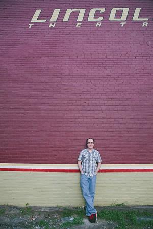 Dan Jones:: Senior 2015