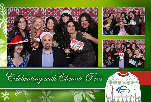 Climate Pros 2019 Holiday Party