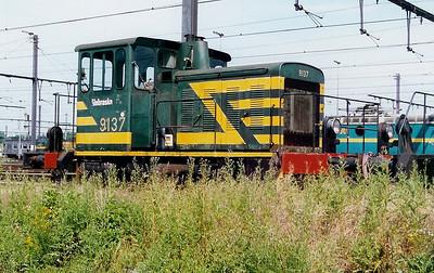 SNCB Class 91