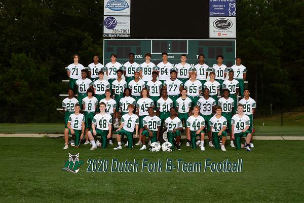 2020 Football B-Team