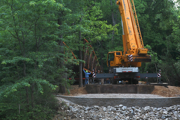 Wolf River Bridge Assembly