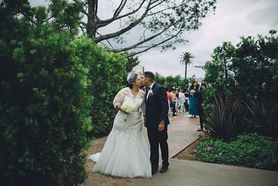 Kimberline & Isaac Wedding