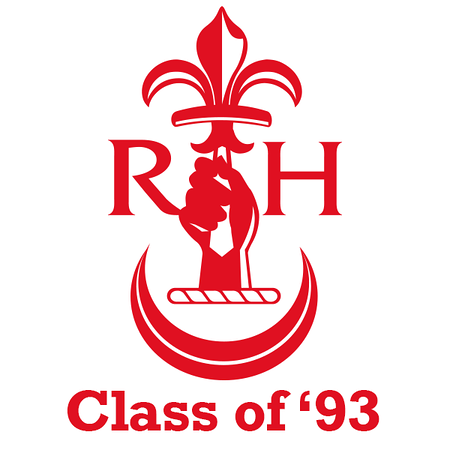 Regent House Class '93