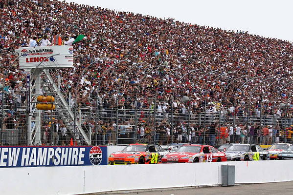 NASCAR Action Photos (from 2009 on)