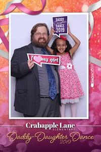 2019.03.01 Crabapple Lane Elementary Daddy/Daughter Dance