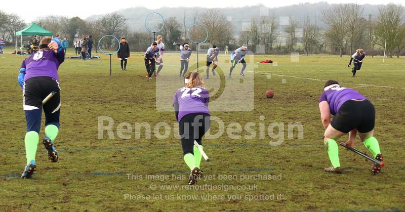 242 - Quidditch - British Cup