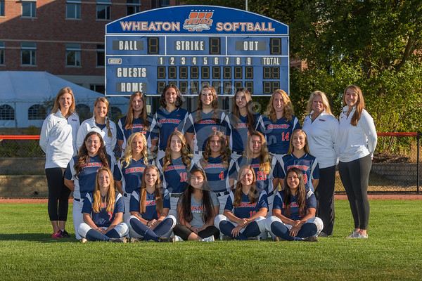 Wheaton College 2018 Softball