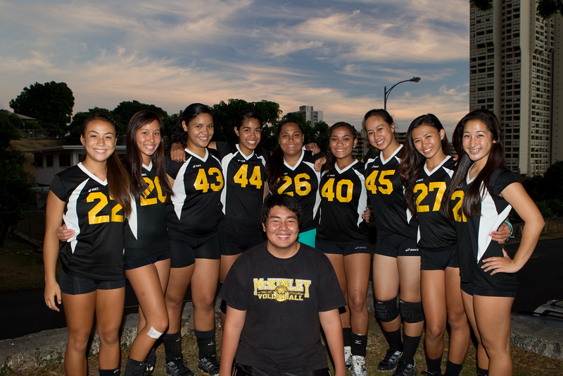 2011 Girls Varsity Volleyball