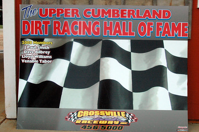 Upper Cumberland Dirt Racing Hall of Fame