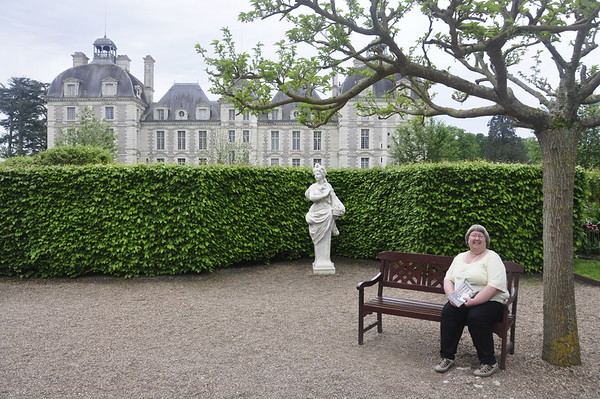 Chateau de Cheverny, May 2016