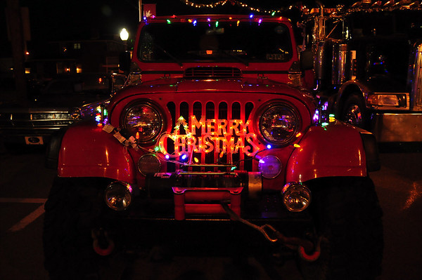 Jeepin @ Beaver Falls Christmas Parade