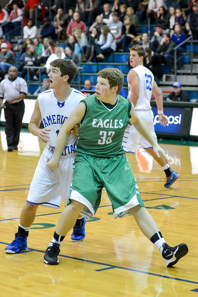 Hokes Bluff vs. American Christian, November 25, 2013