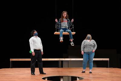 Theatre EIGHTEEN Rehearsal