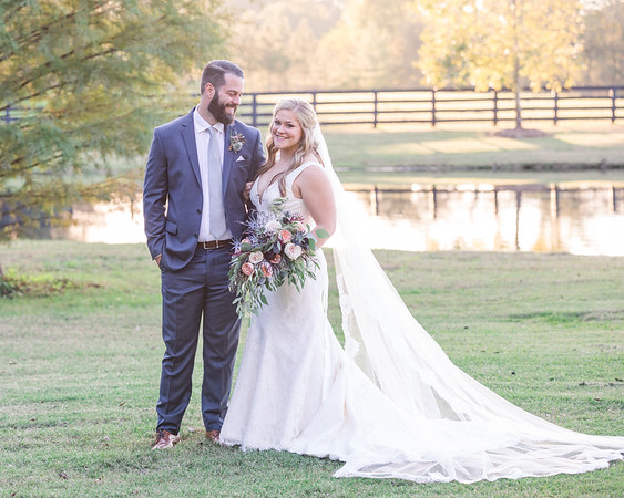 Wedding: Kelci and Jon at Morning Glory Farm