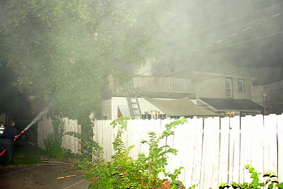 08-07-12 Coshocton FD House Fire