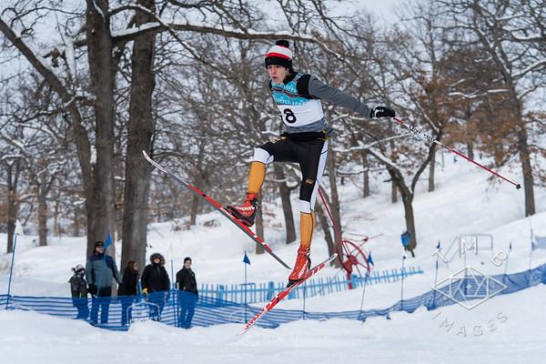 2019-03-02 Loppet X Ski