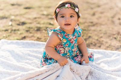 1st Birthday | Leilanie