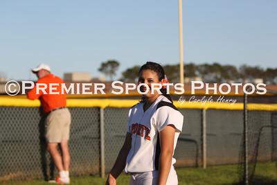 La Porte Varsity Softball vs Sam Rayburn 3/5/2012