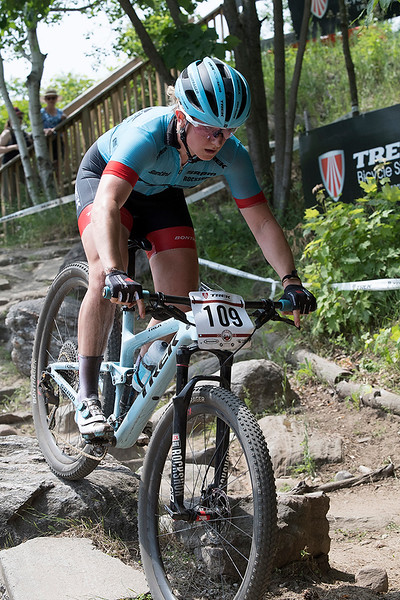 Ellen Noble (USA) Trek Factory Racing XC