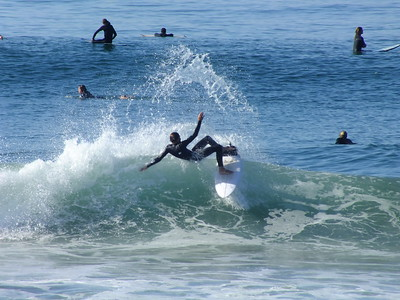 DAILY SURFING PHOTOS * 3/18/19 * H.B. PIER