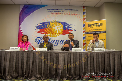 2013 Kalayaan Press Conference 1