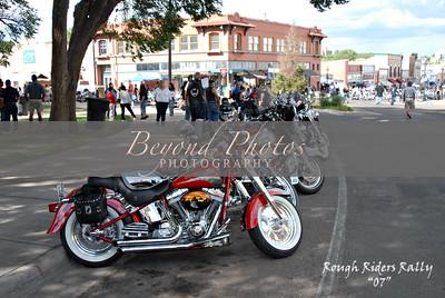 "Rough Rider Rally ""07"" Poker Run - Plaza"