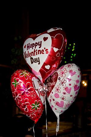 2012-02-12 Valentine's Day Dinner